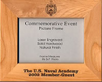 Custom Corporate Appreciation Picture Frame