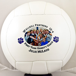Personalized Volleyball